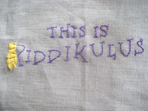 Quilty Habit Harry Potter Embroidery Patterns For Sale From Sew