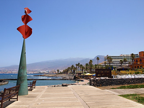 Boardwalk, Playa de las Amèricas, Tenerife
