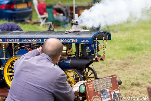 Fowler Showman's Road Locomotive