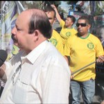Eleições 2012 Levy Fidelix entra em contato com o Povo