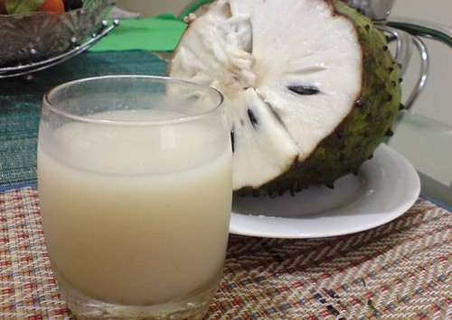 1 Soursop juice