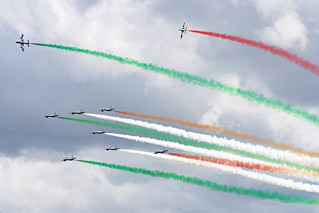 Frecce Tricolori Display Team