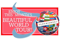 Flourishes' current beautiful world tour
