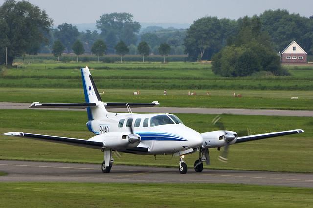 Aerolease Aircraft Charter BV Cessna T303 Crusader PHACI  Flickr  Photo