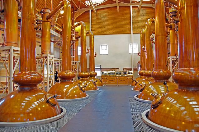 Still Room, Glenmorangie Distillery