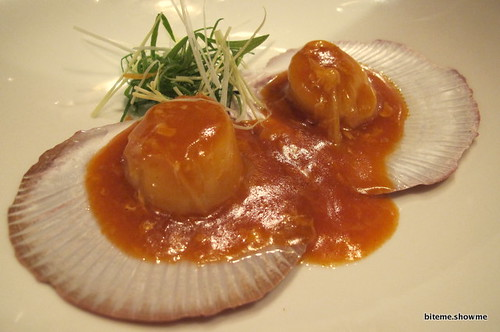 Chinta Ria Mood for Love - Scallop