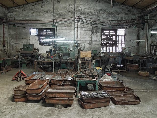 Chinese Knife Factory