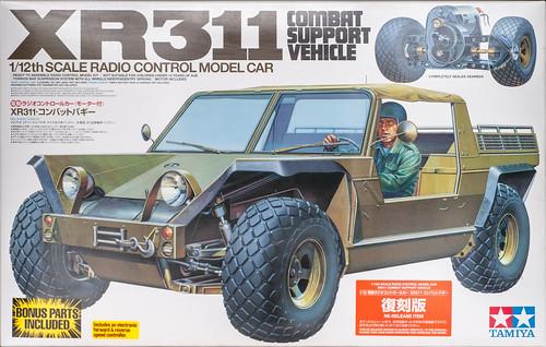 LANE Boys RC's Tamiya XR311 build 7740404484_2481d30209