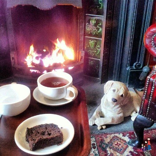A Warm Welcome at The Old Bank B&B