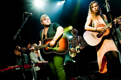Of Monsters and Men @ Observatory #4