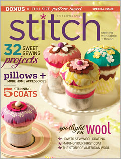 Sneak Peek Stitch Winter 2012