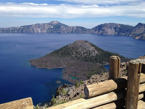 Crater lake 2