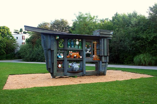 Die Arche - Steffen Schuster - Westpark