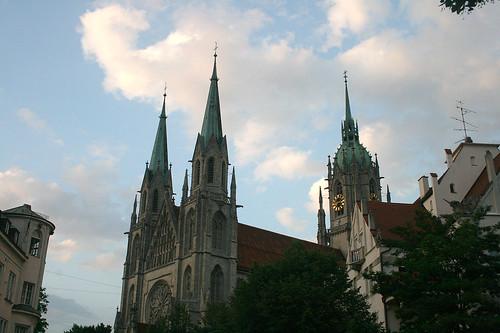 St. Paul Pfarrkirche