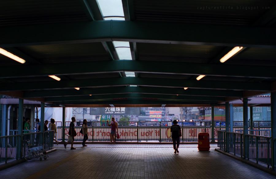 dusk@Mong Kok