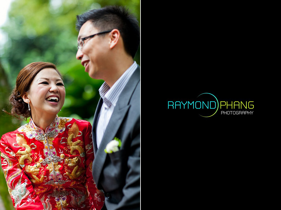 Raymond Phang Actual Day Wedding - J&S13