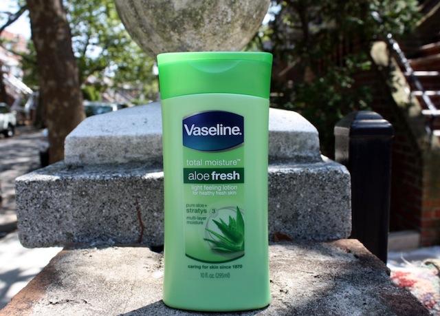 vaseline total moisture aloe fresh