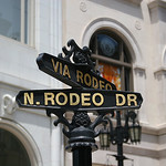 New luxury store openings on Rodeo Drive