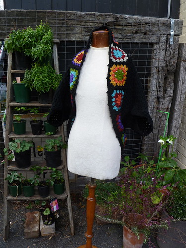 Crocheted Shrug...