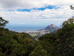 Leblon and Gávea Districts with Botanical Garden and Jockey Club...