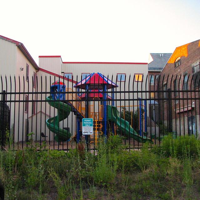 hidden • playground