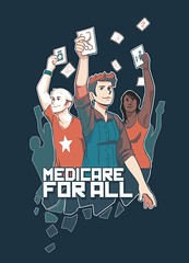 Medicare for All by juhansonin