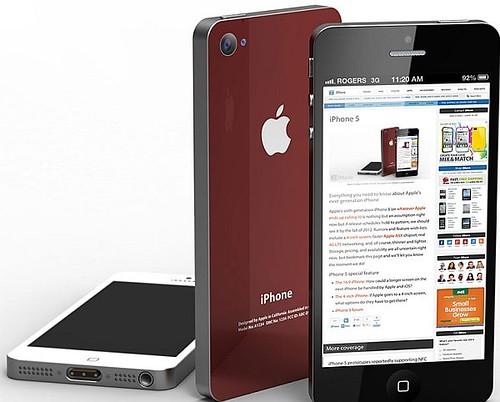 iPhone5が9月12日に発表→日本は10月5日発売クルー?