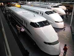 bullet train, high-speed rail, passenger, vehicle, train, transport, rail transport, public transport, land vehicle,