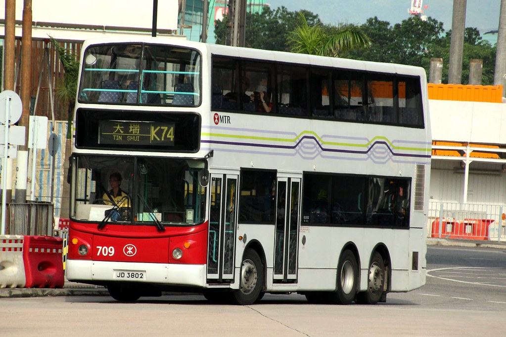 Dennis Trident 10 6m (701-747) - BuStation Gallery - PA6