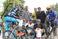 Bandra Cycling Club Carter Road 15 August Shot by Marziya Shakir 4 Year Old by firoze shakir photographerno1