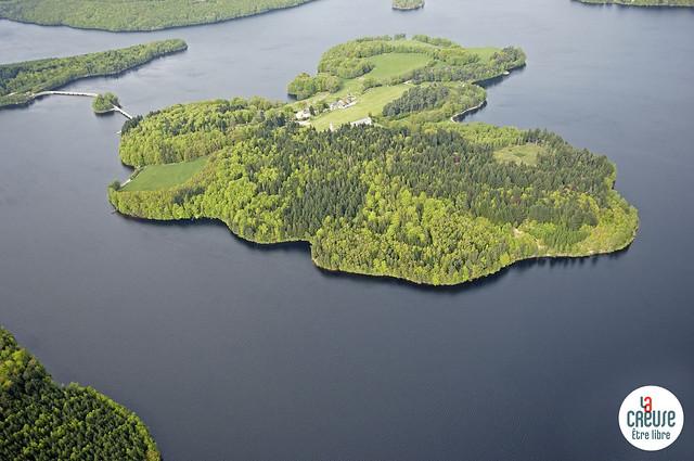 Lac de Vassivière - Creuse
