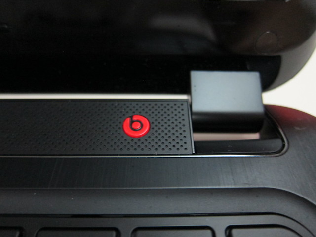 HP Envy 4 - Beats Audio Logo