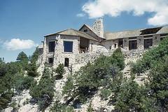 Grand Canyon Lodge - North Rim - August 1948
