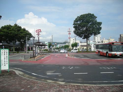 渋川駅西口