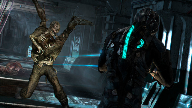 "Dead Space 3 - ""slasher cocoon"""