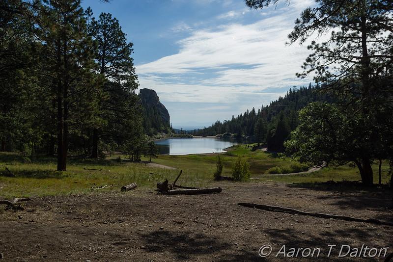 Cimarroncito Reservoir