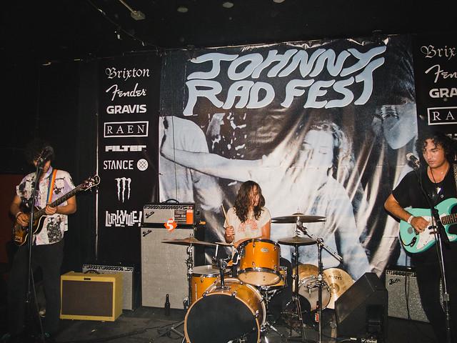Night Beats @ Johnny Rad Fest