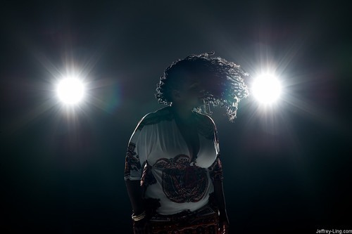 Flashing lights 1