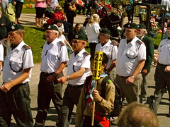 CNE Warrior's Day Parade 2012