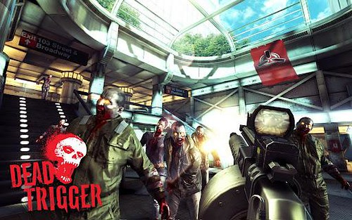 Madfinger Games Releases Android Update for Dead Trigger