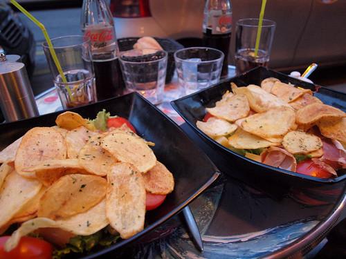 Chips Salads