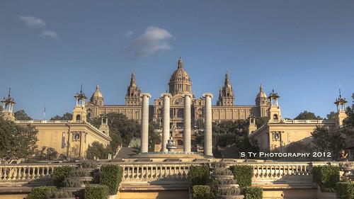 Palau Nacional / Museu Nacional d'Art de Catalunya - Explored