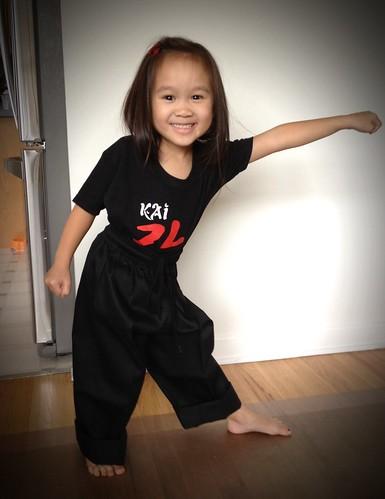 Karate!