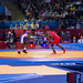 Olympic Freestyle Wrestling at Excel - 66kg Repechage