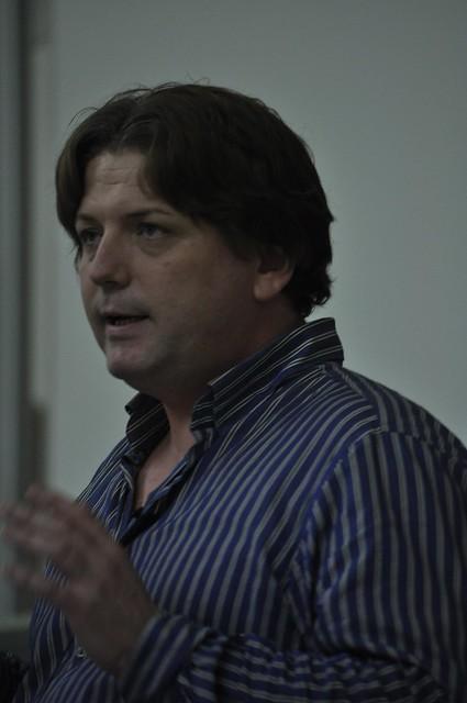 Header of Allan Green