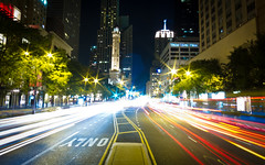 Michigan Avenue Lights