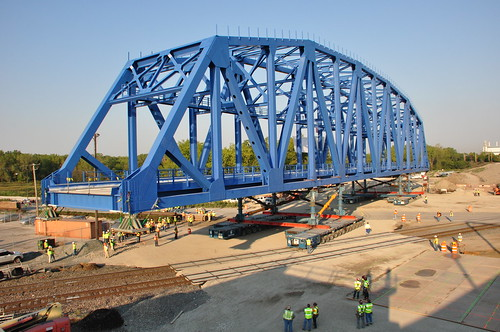 New South Shore bridge move
