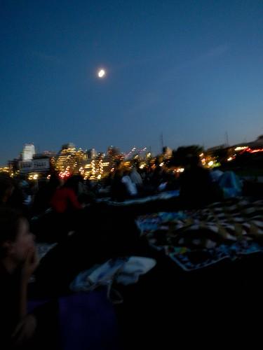 """Sleepless in Seattle"" on Lake Union"