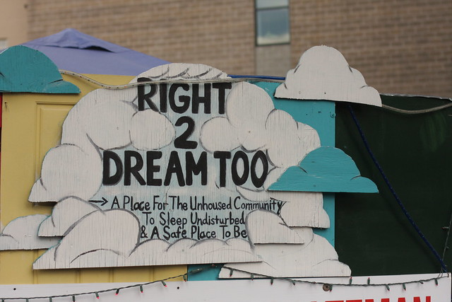 Right 2 Dream Too - Portland, Oregon