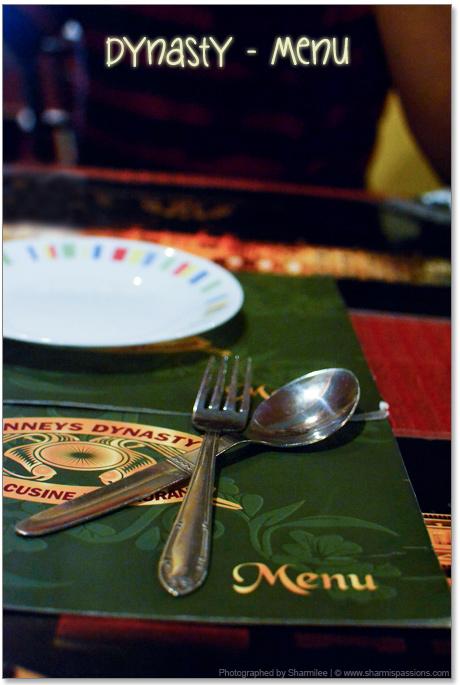 Jenneys Club - Dynasty Restaurant